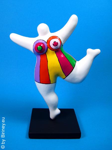 "NANA sculpture ""HANNOVER"" 18cm"